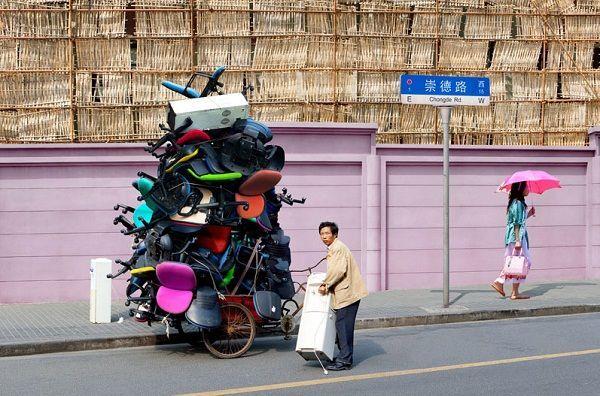 A arte de carregar coisas - 7