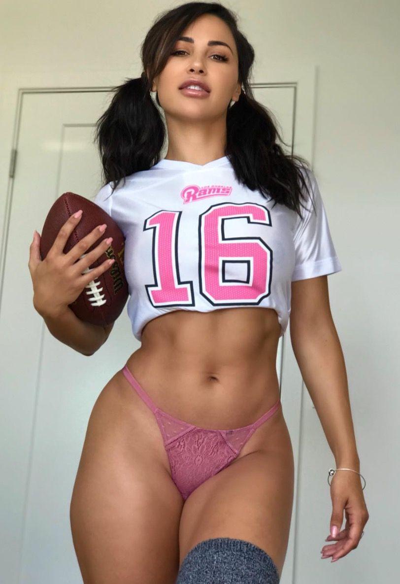Sexy sports ladies