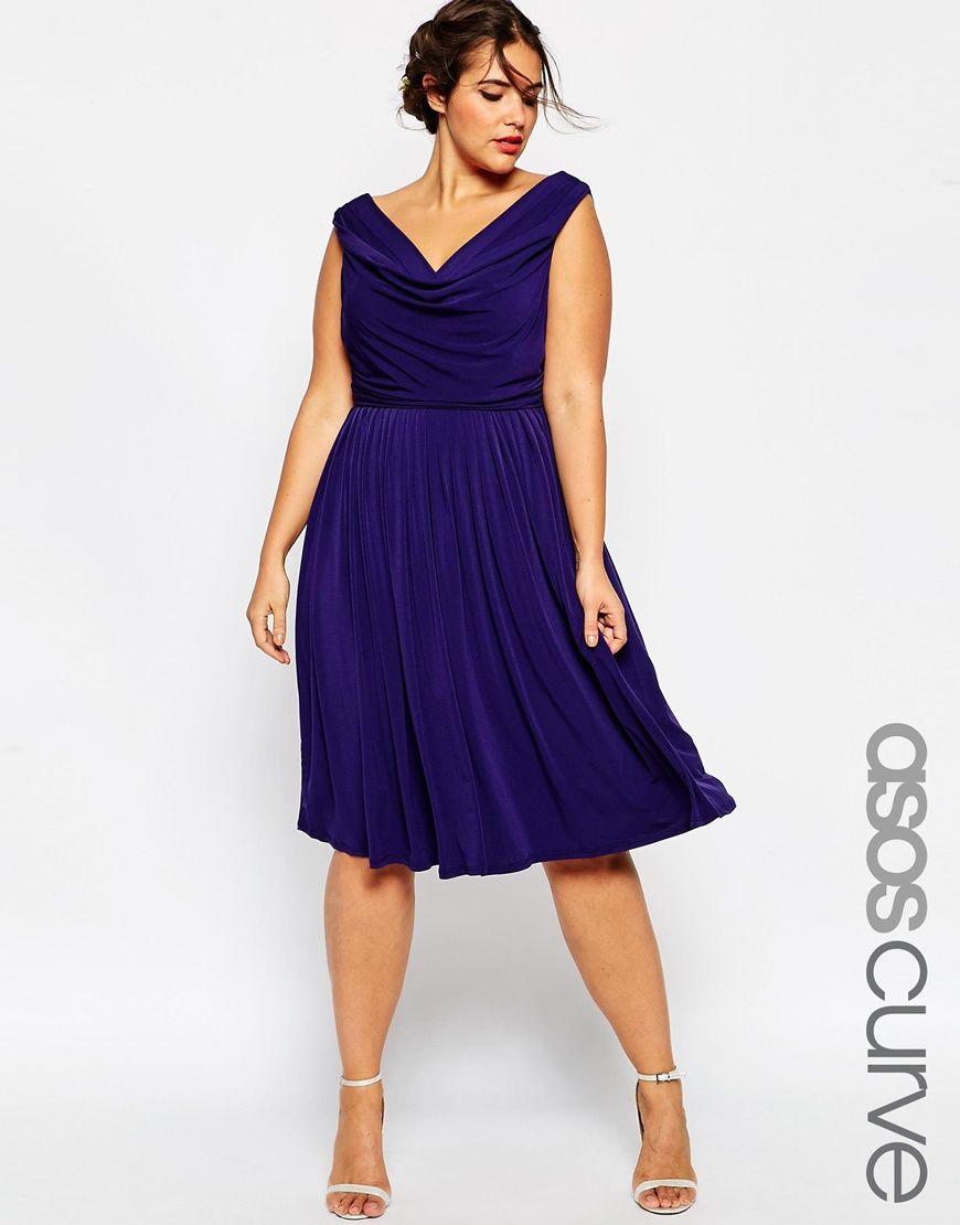 Moda en vestidos de tallas XL | Vestido Coktail | Pinterest ...