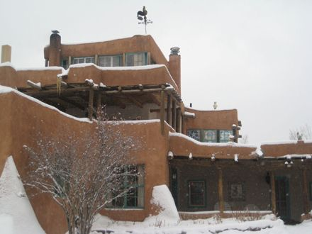 Mabel Dodge Luhan house / The Remarkable Women of Taos