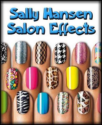 Thank you Sally Hansen!