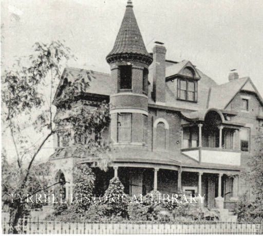 W. W. Kyle House :: John H. Walker Papers