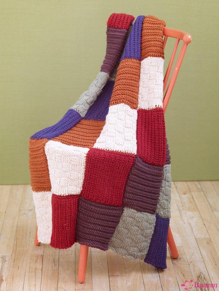 Örgü Battaniye Modelleri | Moda | Pinterest