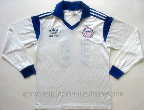 USA Home football shirt 1989 1990   Football shirts