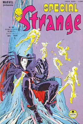 Couverture de Spécial Strange -68- Spécial Strange 1990