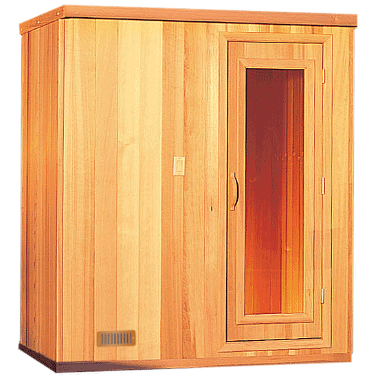 Build A Sauna Kit 5 X 5 X 7 Home Saunas From Saunas Stuff Building A Sauna Sauna Sauna Kit
