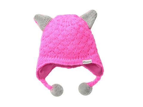 Appaman Kids Super Soft Fleece Lined Kitten Hat (Infant)