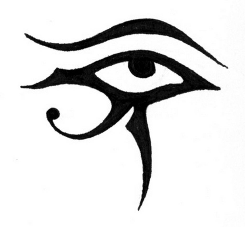 Egyptian symbols and their meanings mythologian 1024x950 the eye of horus is an ancient egyptian symbol of protection royal power and good health buycottarizona Images