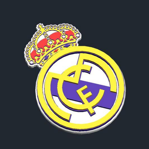 Real Madrid Cf Logo Real Madrid Logo Wallpapers Real Madrid Logo Madrid Wallpaper