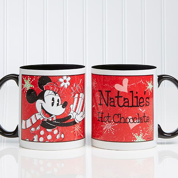 Personalized Christmas Coffee Mugs