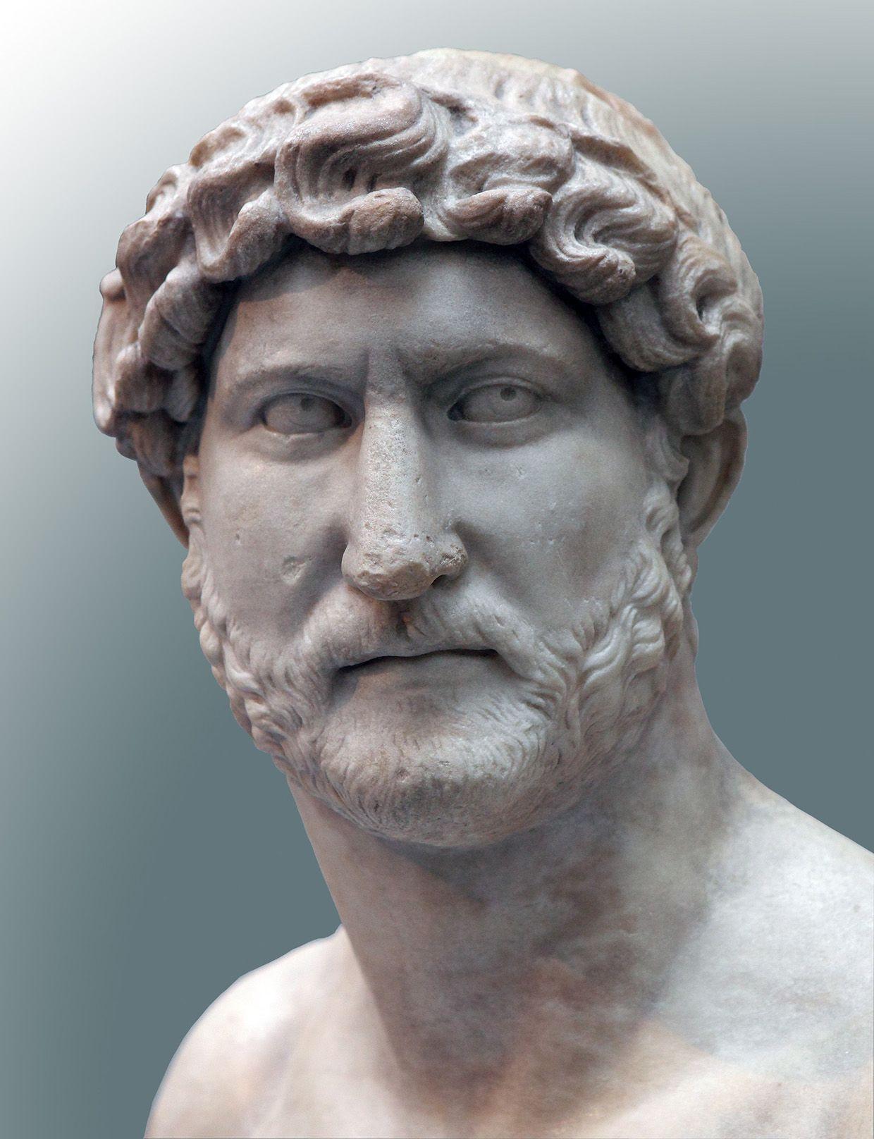 Image result for emperor hadrian
