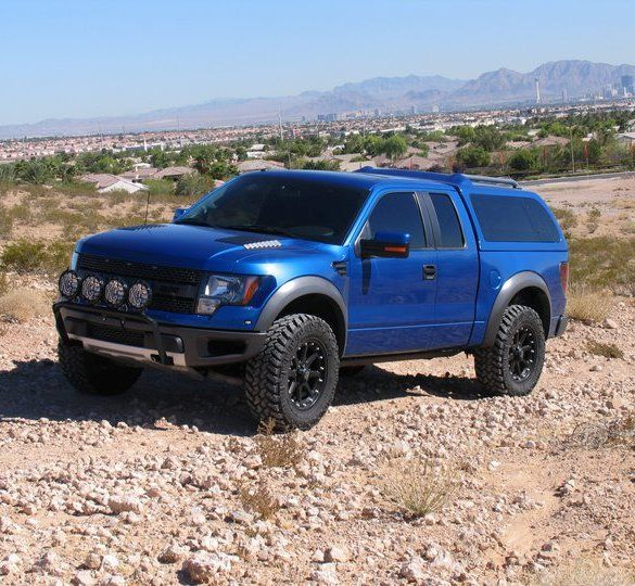 Ford Raptor With Camper Shell Google Search Ford Raptor