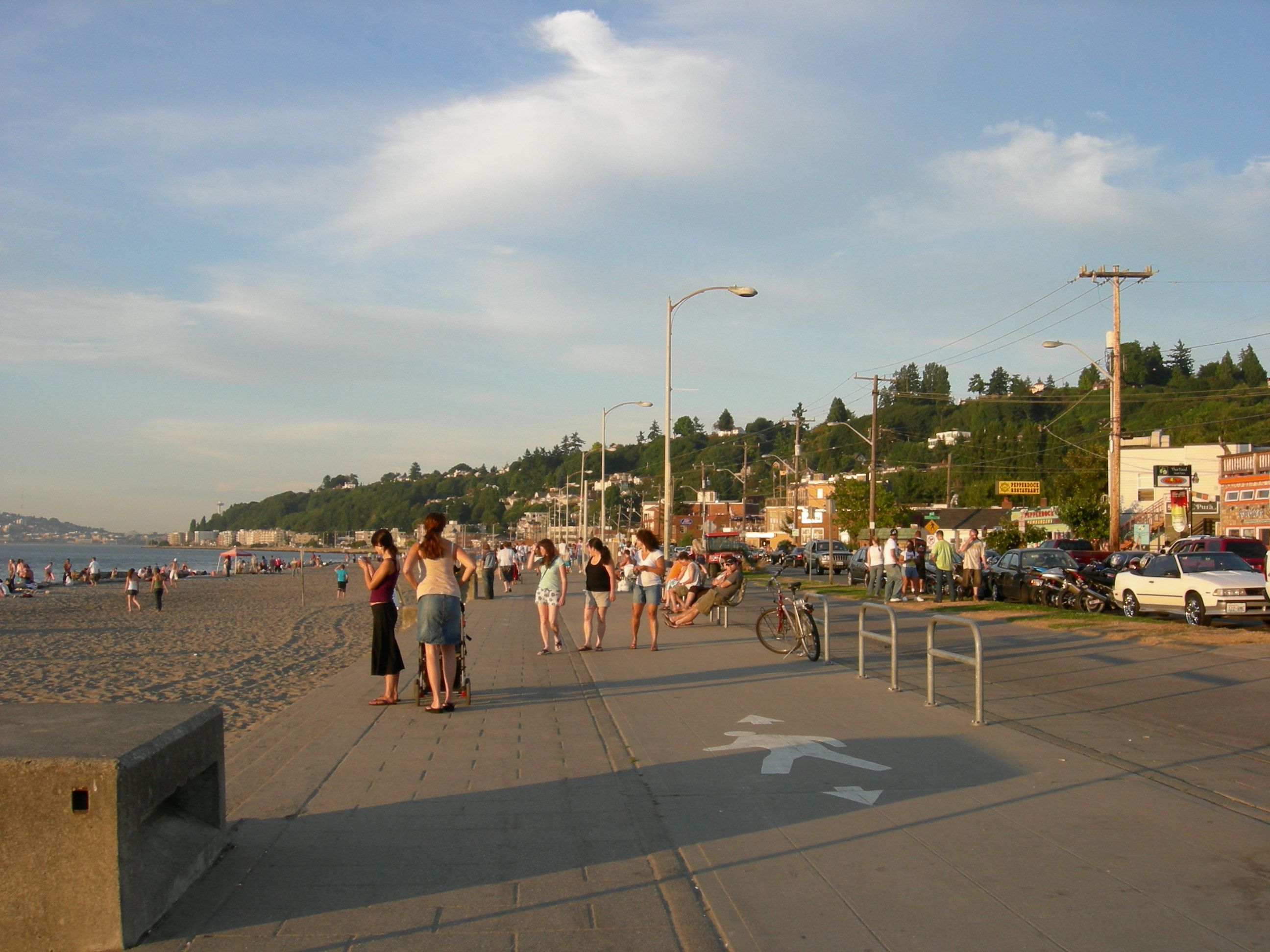 Can T Wait To Spend Summer At Alki