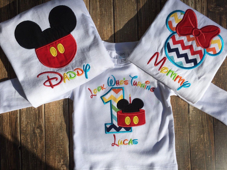 Oh Toodles Este Brillante Y Colorida Camiseta De Mickey Mouse Es  ~ Ideas Para Decorar Camisetas Infantiles