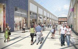 Newport 2013: Friar's Walk Regeneration Scheme.