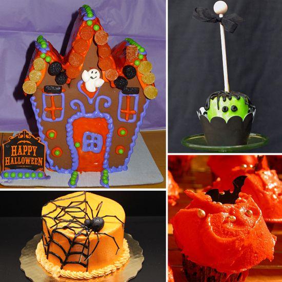 11 decorative homemade halloween cake ideas