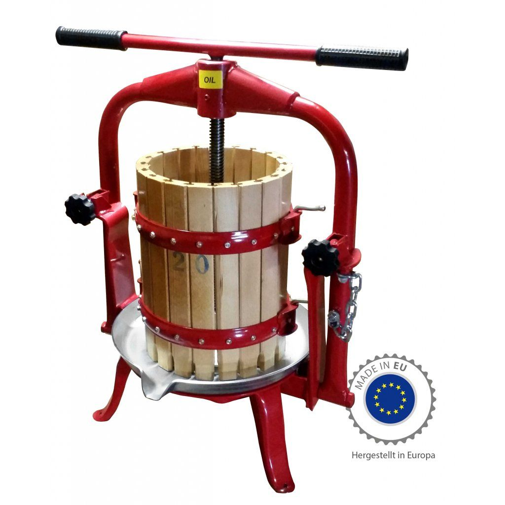 Apple And Fruit Crusher Squeezer Wine Making Ciders Cast Iron Heavy Duty Press Appleandfruitcrusher Apple Fruit Wine Making Wine Press