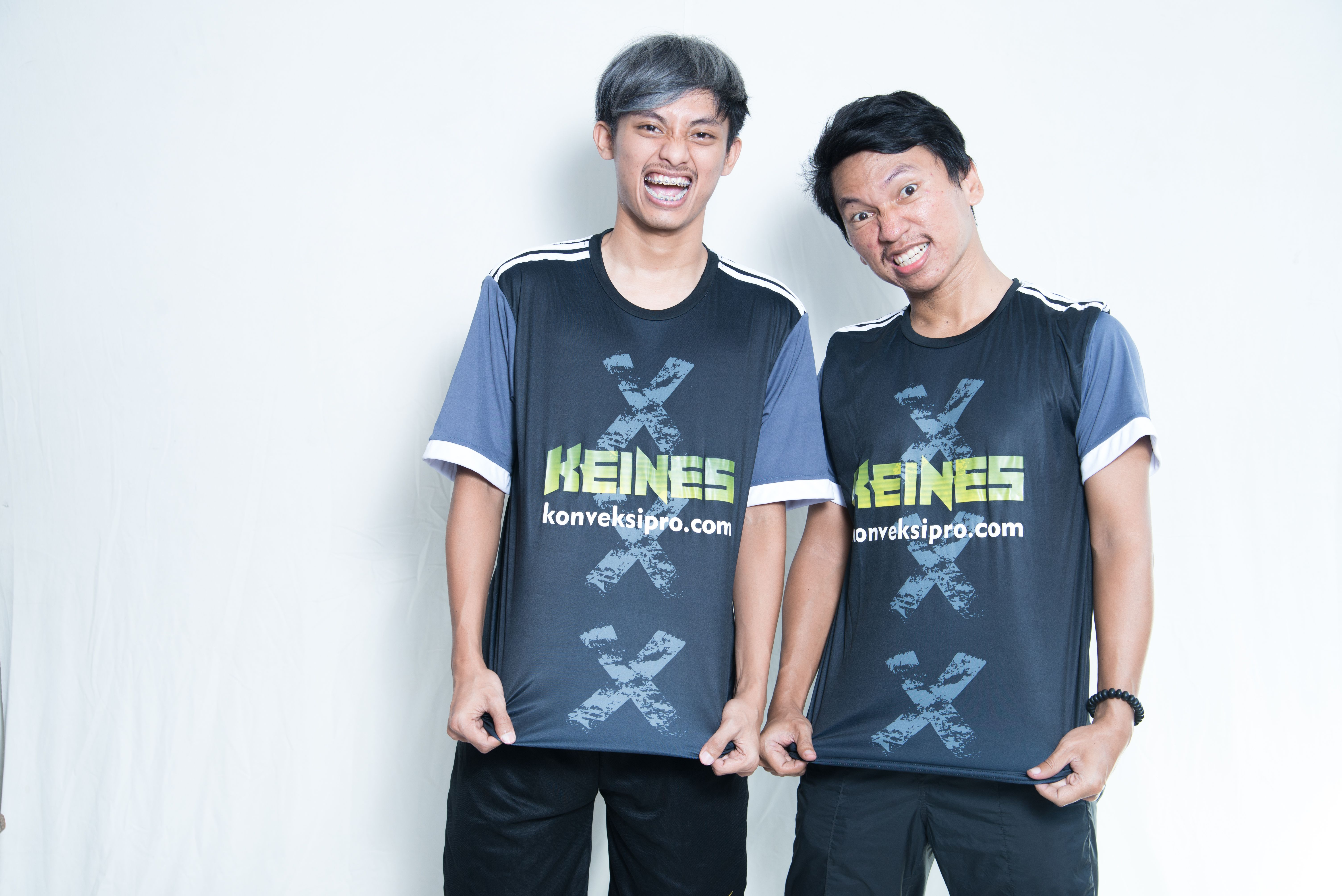 Bayu Saptaji Kaos Futsal Tangerang Jersey Baju