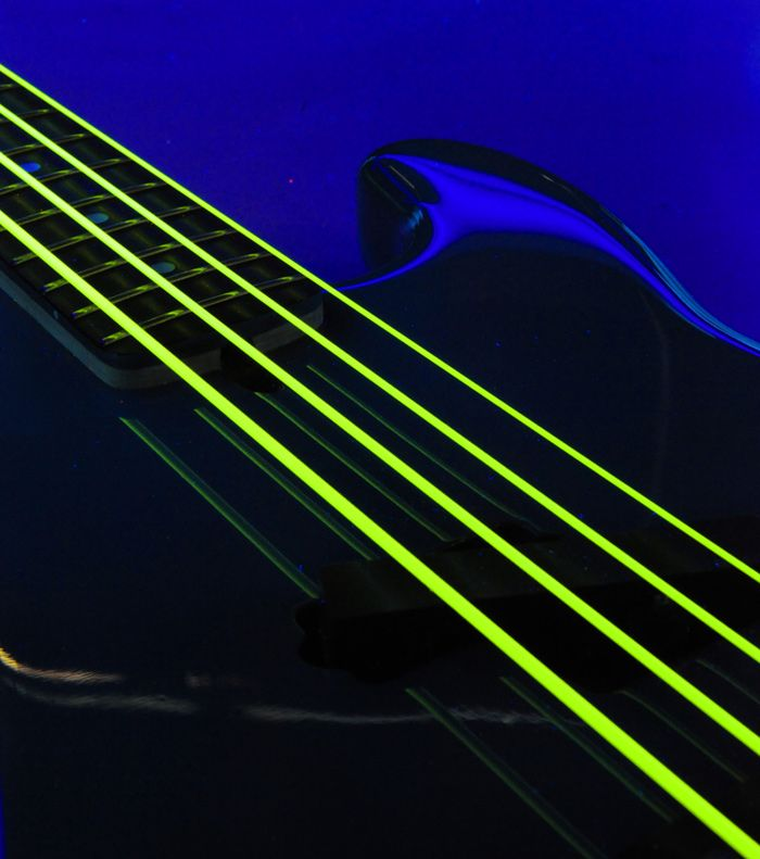 dr bass strings neon cordes de basse fluo excellent dr strings neon 8170