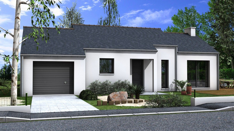 Constructeur maison traditionnelle ste luce loire for Agrandissement maison loire atlantique