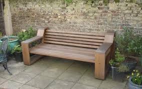 Resultado de imagen para banca madera jardin                              …