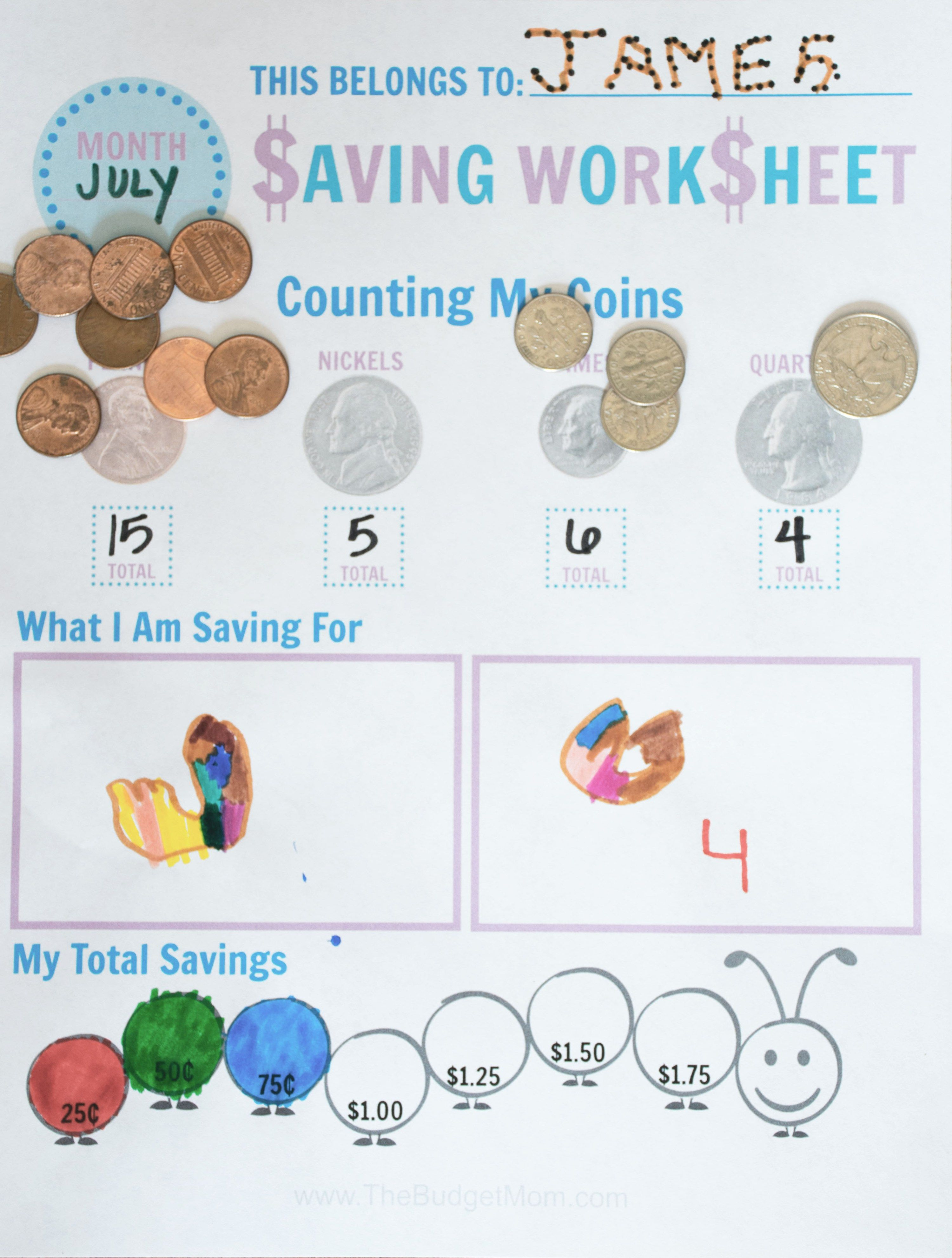How Spare Change Is Helping Me Teach My Son About Money