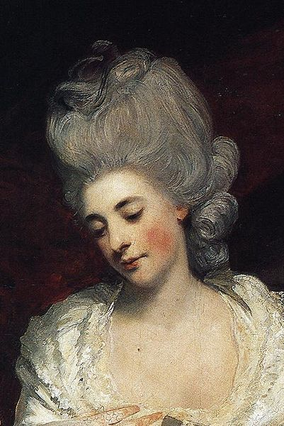big hair of the 17th century