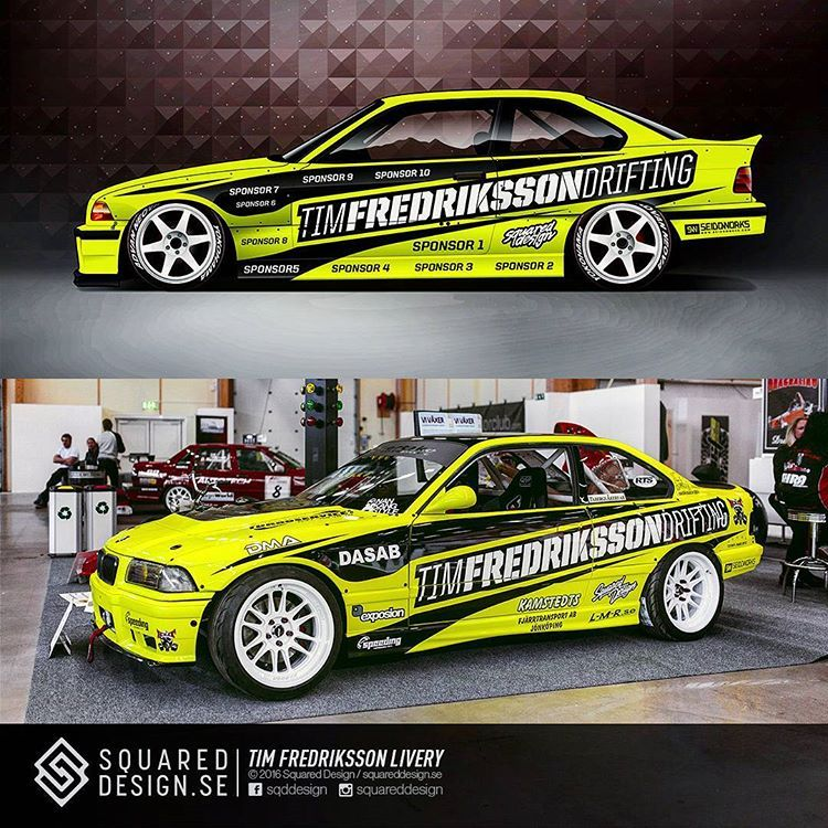 Some Clients Don T Want A Printed Livery Timfredrikssondrifting
