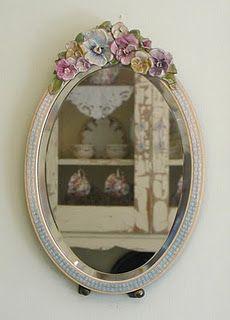 Prettiest mirror ever!