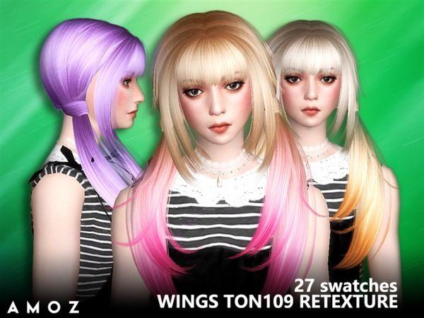 TSR : Amoz [Wings TON109] Retexture - Mesh Needed.