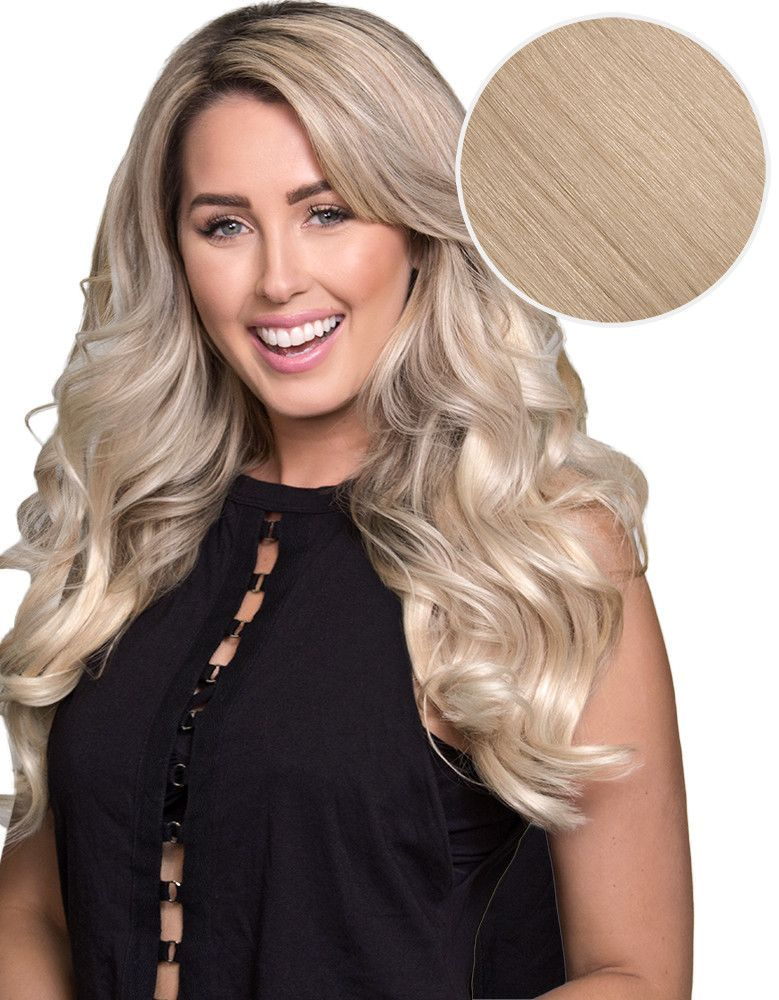 Piccolina 120g 18 Beige Blonde 90 Hair Extensions