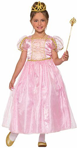 Forum Novelties Girls Pink N Pretty Princess Costume Pink Small *** Check this awesome  sc 1 st  Pinterest & Forum Novelties Girls Pink N Pretty Princess Costume Pink Small ...