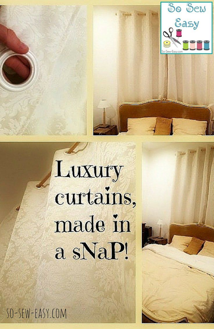 Easy diy curtains luxury curtains made in a snap diy curtains
