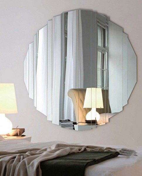 Large or small, geometric or irregular, contemporary or traditional, our homes cannot do without #mirrors! #homedecor