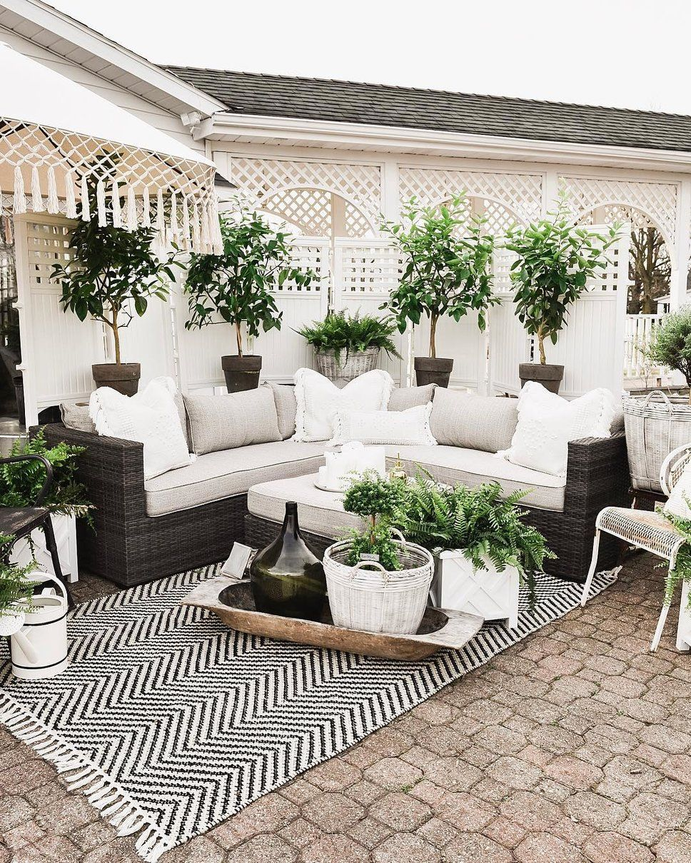 Get Inspired By Eclectic Outdoor Design Photo Joss Amp Main Wayfair Lets