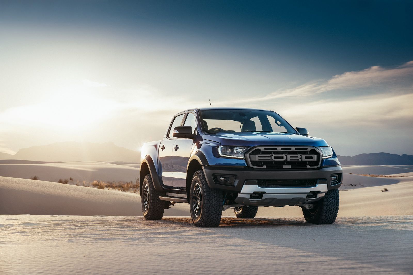 2019 Ford Ranger Raptor Revealed With 210hp Turbodiesel Power