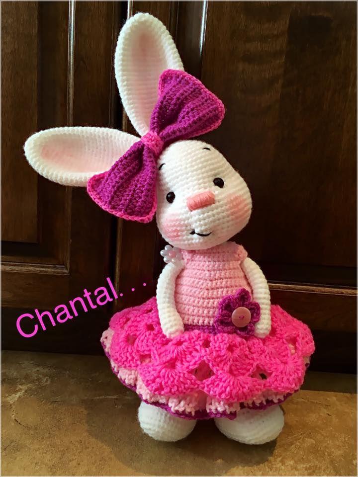 https://amigurumi.today/pretty-bunny-amigurumi-in-dress-free-crochet ...