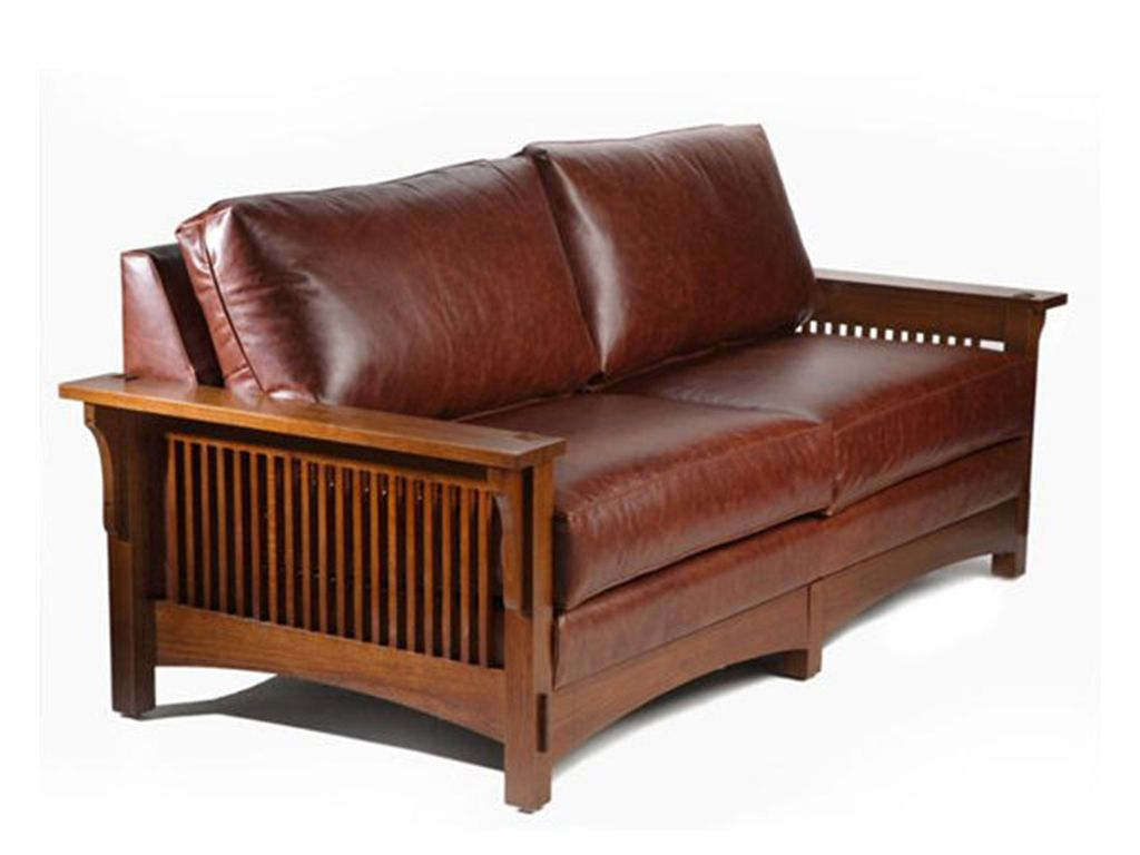 Arts And Crafts Movement Couch Google Search
