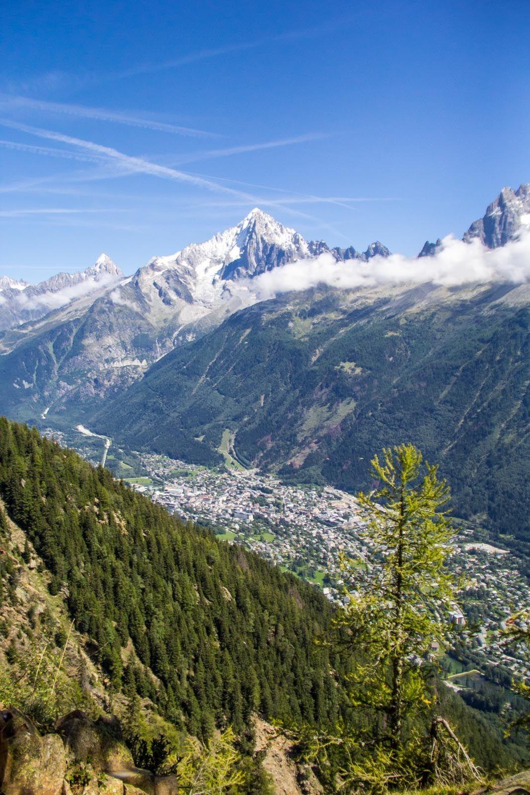 Pin On Tour Du Mont Blanc
