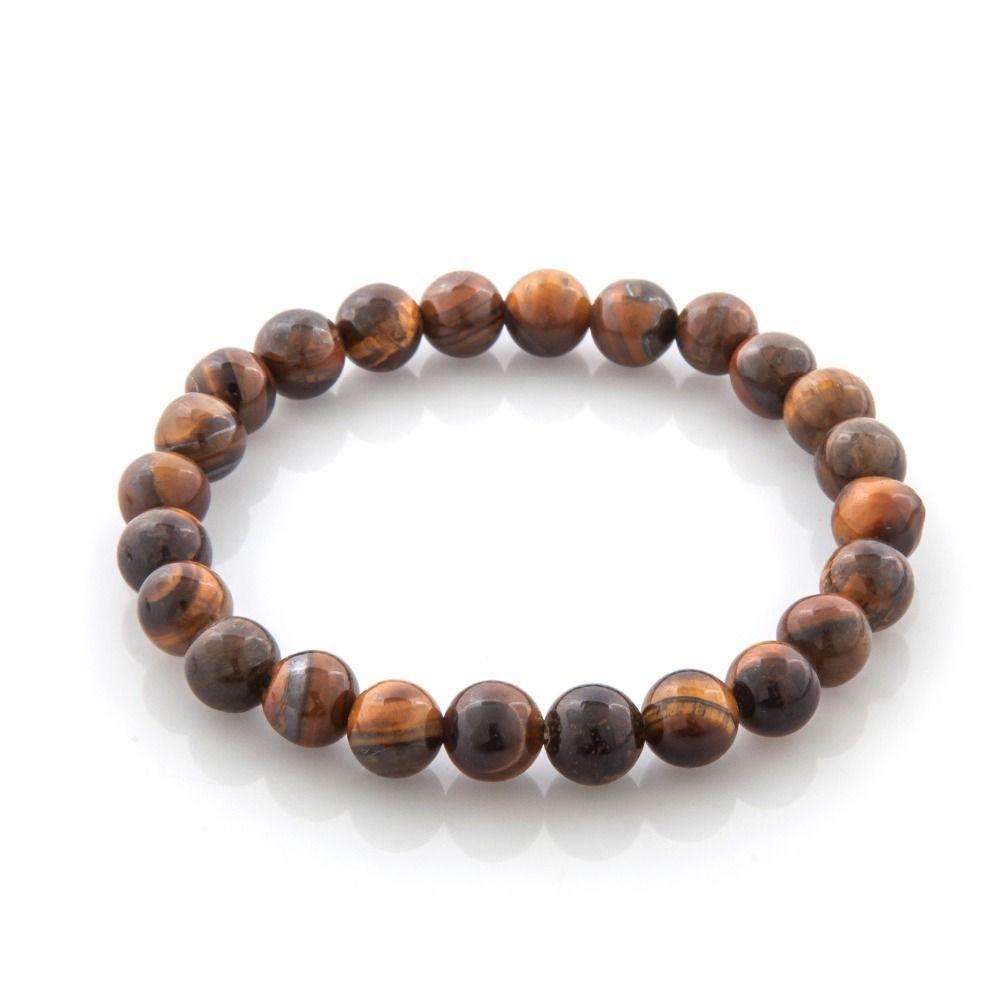 Etnische Kralen Tijgeroog Armbanden Buddha Armbanden bijoux pulseras Touw Ketting Natuursteen pulseiras Armbanden Vrouwen Mannen Sieraden