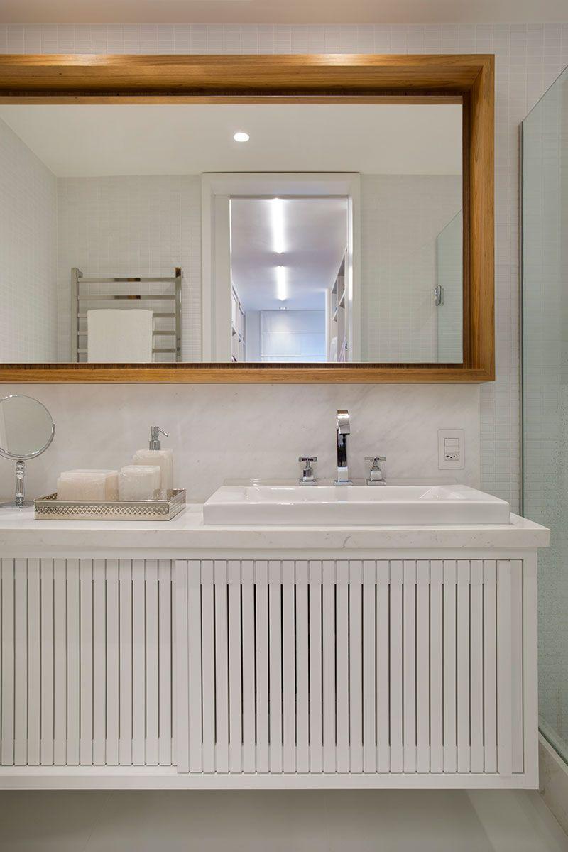 Decoracao Contemporanea Mobiliario Para Banheiro
