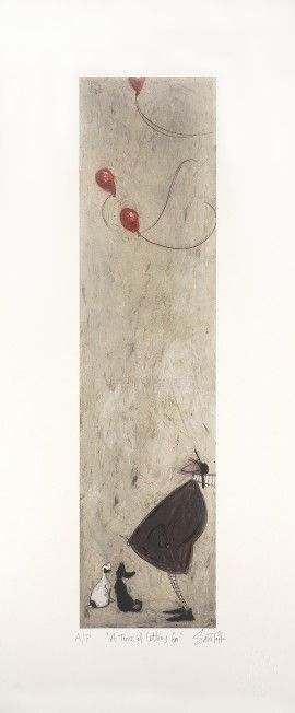 A Time for Letting Go by Sam Toft