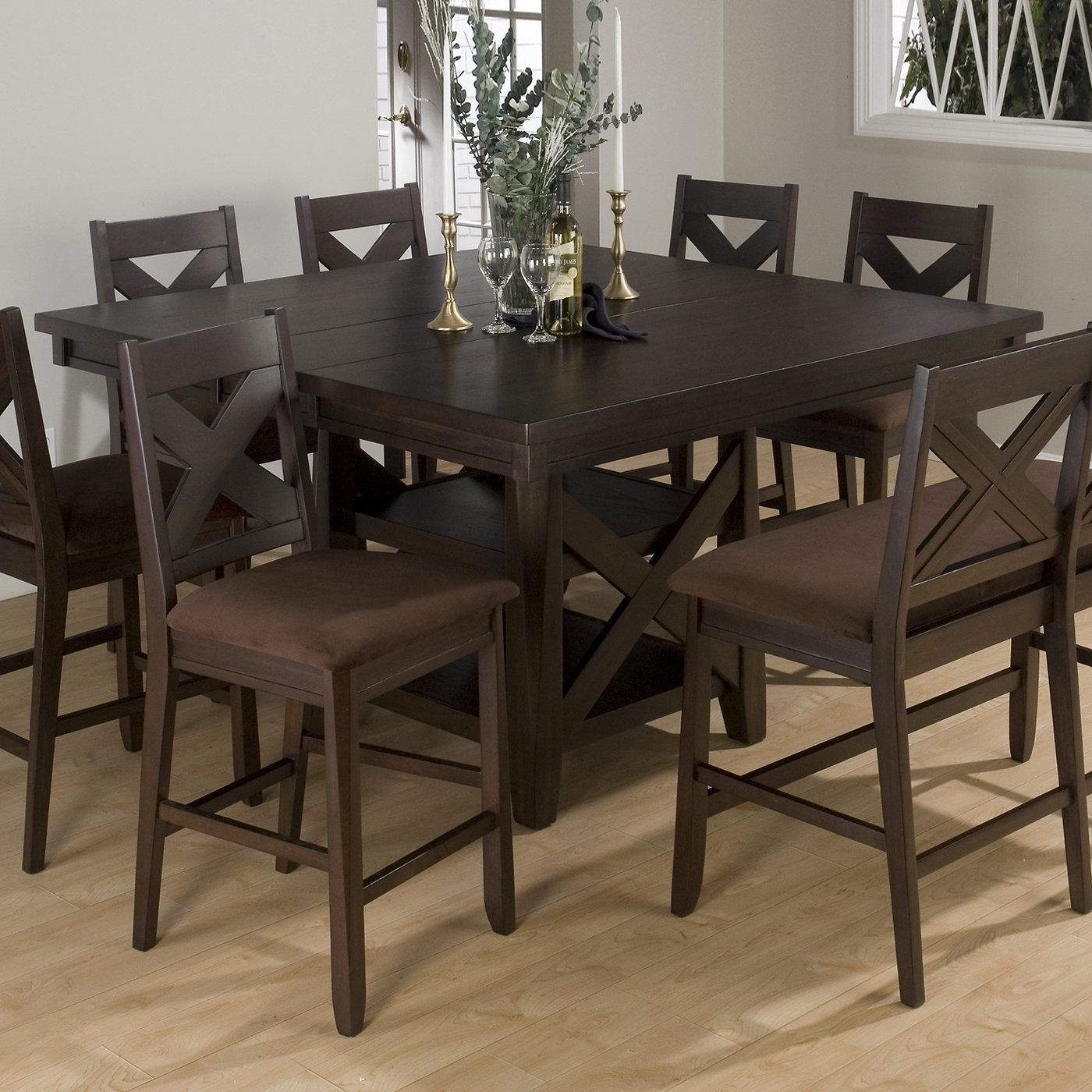 Jofran 453-60 Morgan Counter Height Dining Table | My dream Home ...
