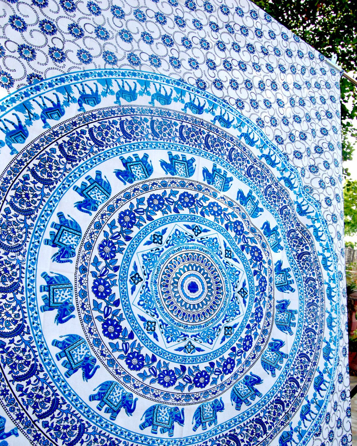 Mandala tapestry tumblr google search mandalas for Space themed tapestry