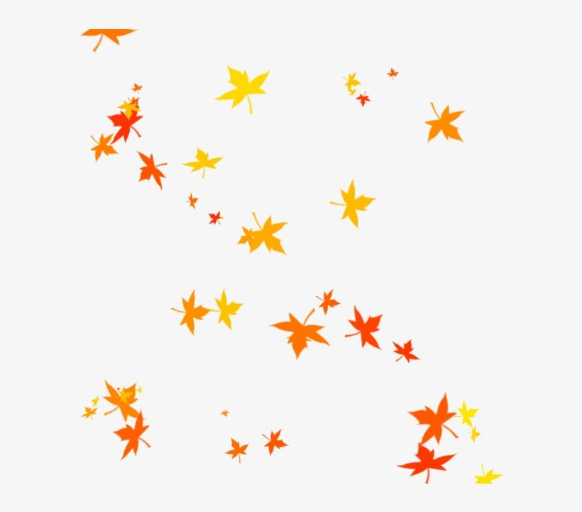 Transparent Fall Leaves Png Clipart Image Fall Clip Art Fall Leaves Png Leaf Clipart