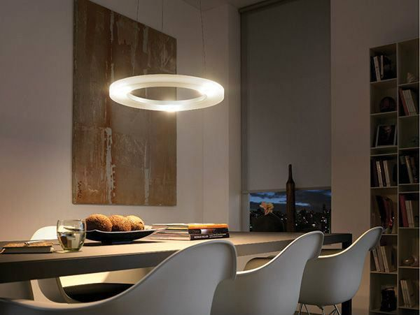 Jll Electrical Sdn Bhd 58090 60w 27k Led5 Round Pendant