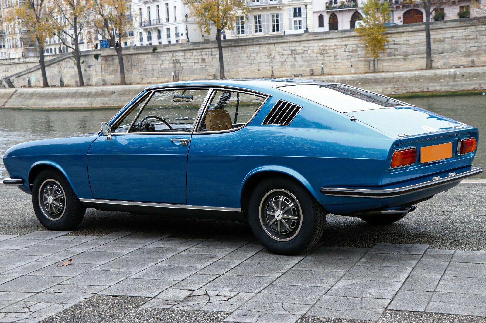1973 Audi 100 Coupe S in 2020 (mit Bildern)