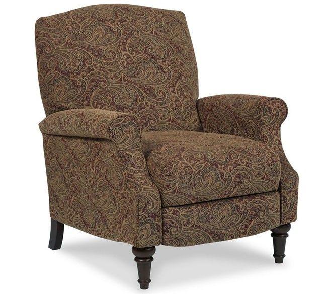 Lane Furniture - Chloe Recliner Chair - 2511-Waters Tobacco