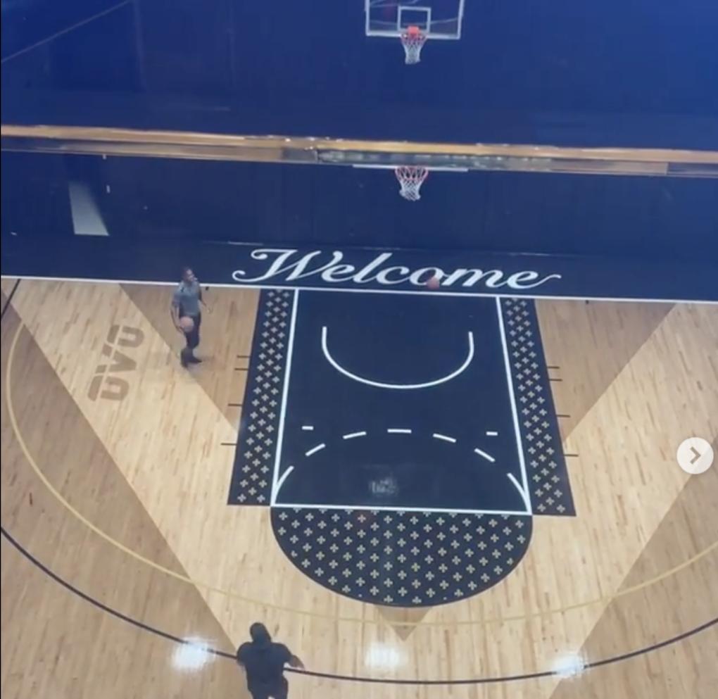Drake's Toronto Mansion Features A Basketball Court drake