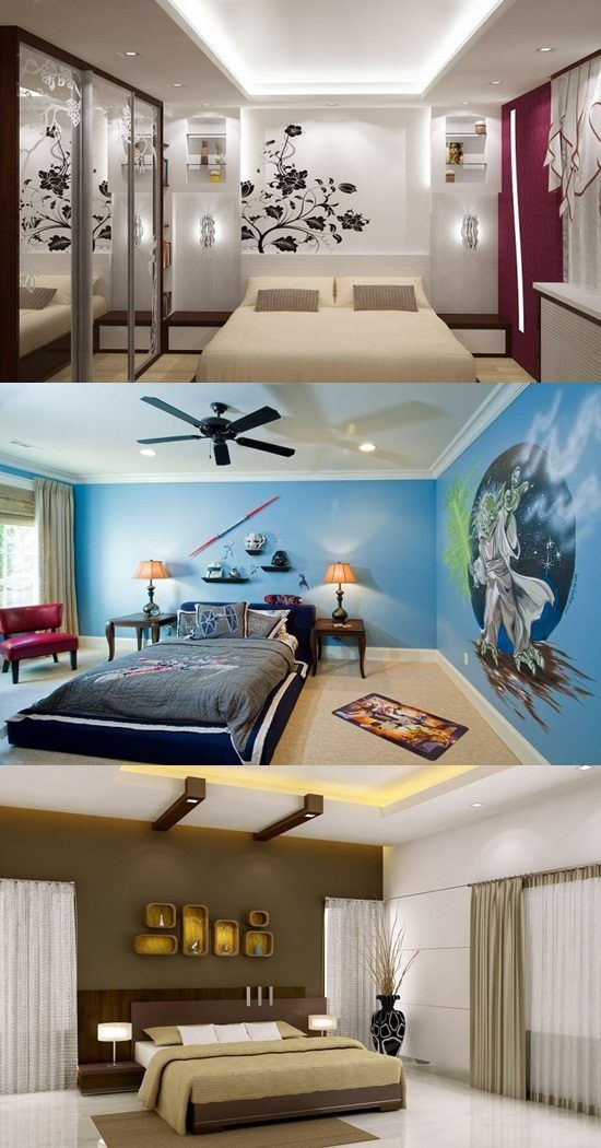 Bedroom Painting Designs Enchanting Bedroom Interior Painting Ideas  Decor House  Bedroom Decorating Inspiration Design